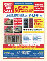 Banbury Windows Special Offers